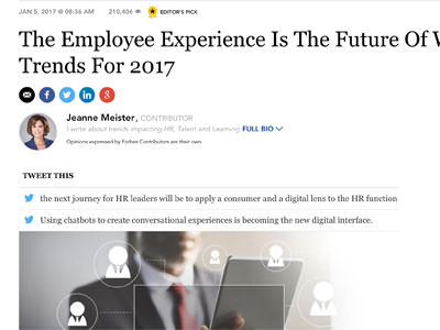 future of work forbes article