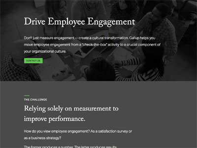 gallup engagement article