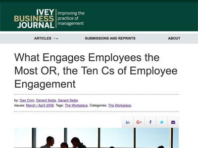 iveybusinessjournal article