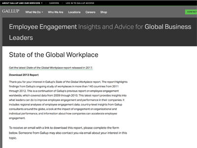 state global workplace gallup article